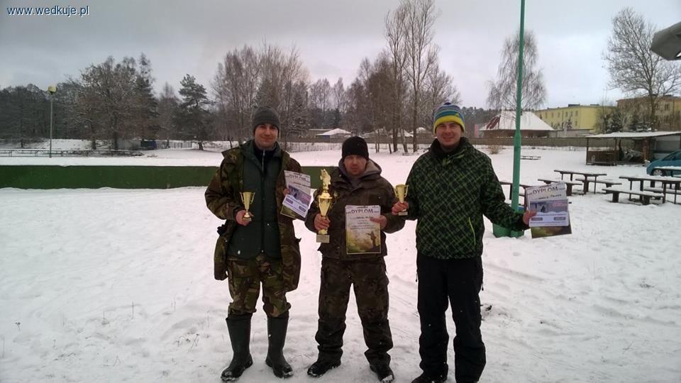 Zawody Podlodowe J.Rosnowo (ma³e) (17.01.2016)