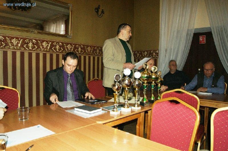 Zebranie sprawozdawcze Ko³a Nr 6 PZW \