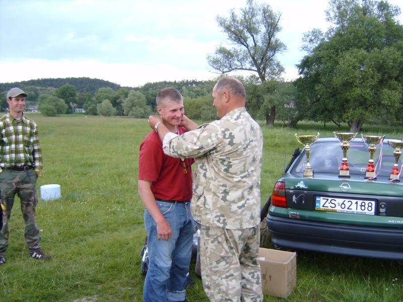 Zawody Spining Siekierki 2009