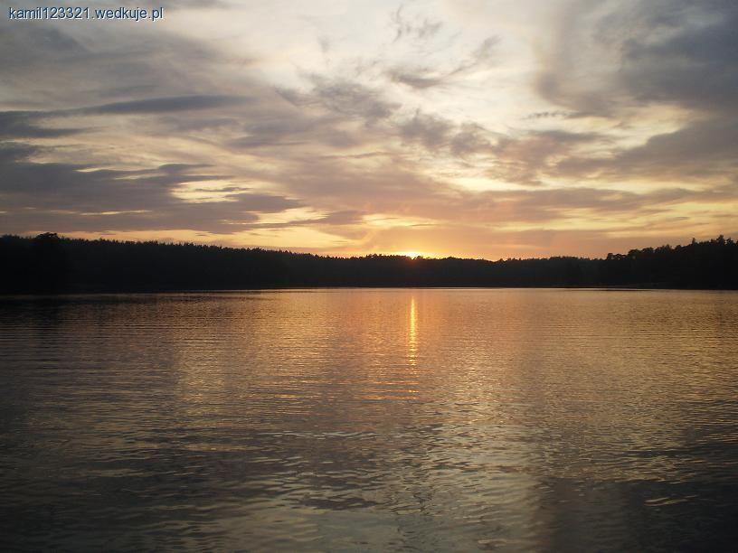 jezioro D±bie k. Zielonej Góry