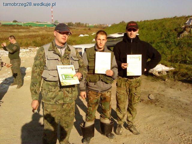 Zawody spinningowe Sandomierz 2010