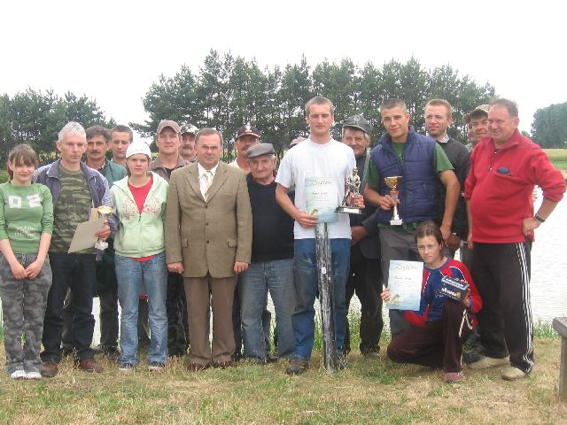 Zawody o Puchar Burmistrza 2008
