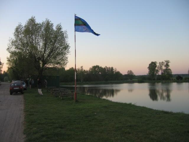 Zawody o Mistrzostwo Ko³a PZW Kobylin 25.04.2009r.