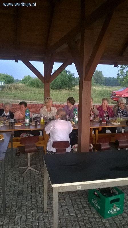 Piknik seniorów i medal Chlebowskiego