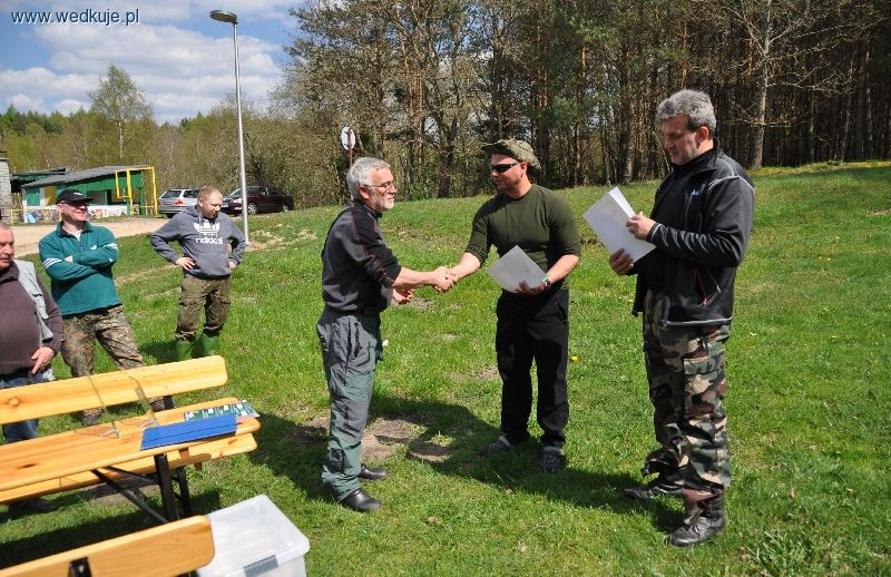 Zawody Spiningowe J.Chlewo (03.05.2015)