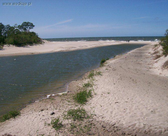 jezioro jamno pla¿a