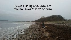 Weissenhaus CUP - Surfcasting