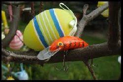 Wielkanocne ¯yczenia ¦wi±teczne dla wêdkarzy.