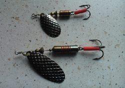 Obrotówki Cobra i Salar od ABC