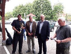 Puchar Burmistrza Dni Mosiny - Wyniki