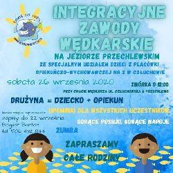 Integracyjne zawody wêdkarskie na J. Przechlewskim