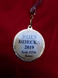 Dzieñ Dziecka w Kole PZW Boleñ Sieradz - 02.06.2019