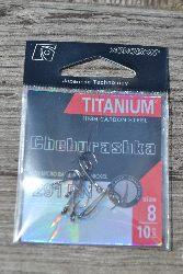 Haki Robinson Titanium do czeburaszki i bocznego troka