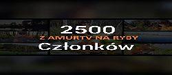 OSI¡GNIÊCIE - 2500 cz³onków na naszej grupie