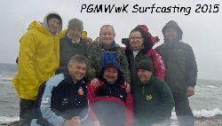 Surfcasting 2015