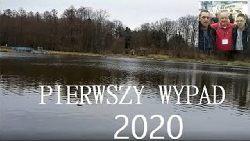 Pierwsze wêdkowanie 2020 r-  feeder,sp³awik w zimie