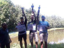 Zawody sp³awikowe Decathlon Cup II tura