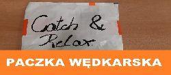 Paczka od Catch & Relax - przynêty spinningowe