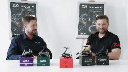 Nowo¶ci Daiwa 2018 - nowe technologie w ko³owrotkach