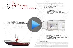 £odzie wêdkarskie firmy Atana - Rybomania 2014