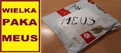 Unboxing paczki od firmy MEUS