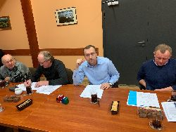 Walne Zebranie Sprawozdawcze ko³a nr 171 Wydra Bolewice 2020