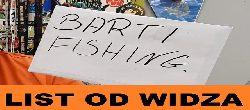 PACZKA OD WIDZA - Barti Fishing