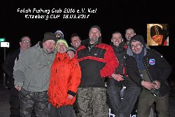 III Zawody Surfcastingowe Kitzeberg CUP  18.03.2017