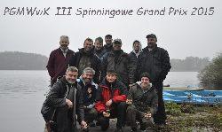 III Spinningowe Grand Prix 2015 Bistensee