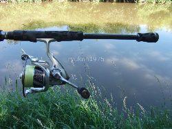 Dragon Street Fishing Jig 15 2,6 m 3-15 g