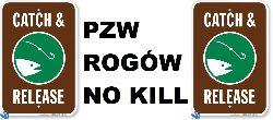 Zbiornik w Rogowie  otwarty dla wêdkarzy.