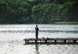 Rano rybki a wieczorem odpoczynek!