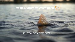 Savage Gear Black Savage Spin 231cm 9-32g - filmowy test spinningu Savage