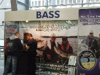 Bass-sklep na targach w Poznaniu.