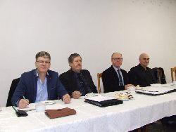 Walne zebranie sprawozdawcze Ko³a PZW nr 76 w Cekcynie.