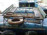 Przygotowanie katamaranu do wêdkowania