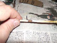 Mocowanie dodatkowej przelotki do podlodówki