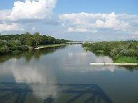 Rzeka Bug w Wyszkowie