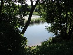 7) Spacerek nad jeziora