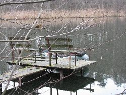 Kontrola wody, ku przestrodze- Karolewo Czarne.