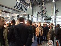 Jaxon - Firma Jaxon zaprezentowa³a siê na targach w Poznaniu