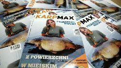 Karpiowanie jesieni± / Najnowszy Karp Max 5/2017 ju¿ w sprzeda¿y