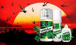 Z wêdk± na ryby, z Mugg± na komary