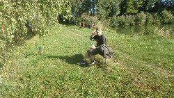 Sp³awik kontra feeder na Dacewiczu