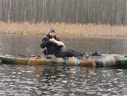 Kajak kontra ponton czy Belly Boat - Moim zdaniem