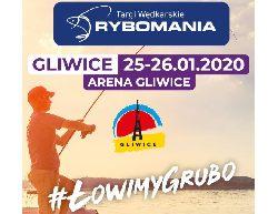 Rybomania Gliwice 2020 - Targi Wêdkarskie