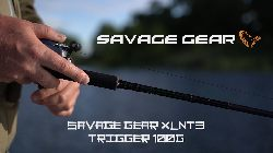 Savage Gear XLNT3 Trigger 100g - filmowy test casta Savage