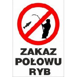UWAGA !Zakaz po³owu w Lisowicach