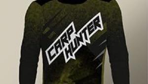 Koszulka longsleeve Carp Hunter mêska, rozmiar M