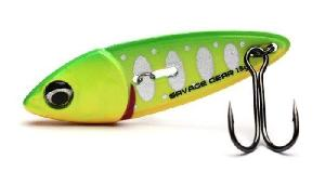 Savage Gear Switch Blade Minnow - firetiger smolt   3.8cm 5g